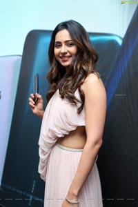 Rakul Preet Singh at OPPO Reno2 Z First Sale Event