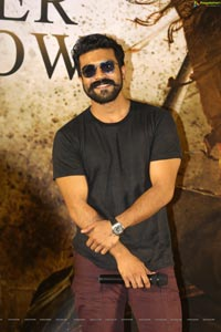 Ram Charan at Sye Raa Narasimha Reddy Trailer Launch