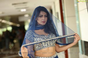 Richa Singh at Hi-Life Fashion Exhibition