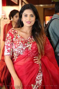 Ritu Biradar at Hi-Life Fashion Exhibition