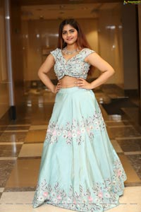 Sara Khan at Arkayam Exhibition Curtain Raiser