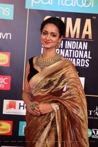 Shanvi Srivastava at SIIMA 2019