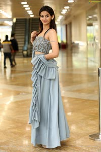 Shivani Jadhav at Hi-Life Lifestyle Fashion Exhibition