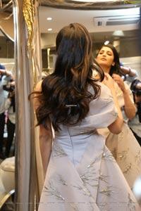 Shruti Haasan at Gaurav Gupta Fashion Store Launch