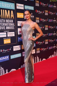Shubra Aiyappa at SIIMA 2018