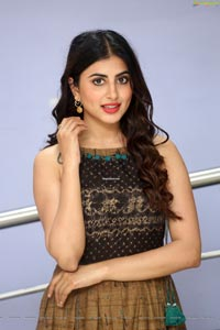 Shweta Avasthi at Malli Malli Chusa Trailer Launch