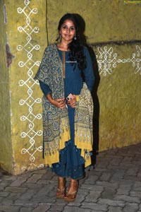 Smita at Rally for Rivers Song Launch