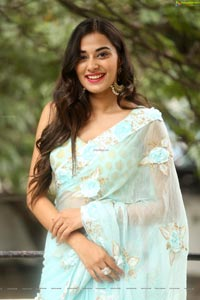 Stefy Patel at Ninnu Thalachi Press Meet