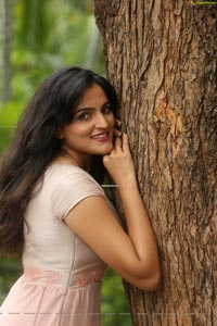 Sukrutha Wagle at Rama Sakkani Seetha Trailer Launch