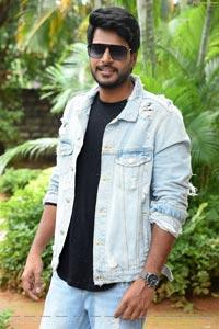 Sundeep Kishan at Tenali Ramakrishna BA BL Teaser Launch
