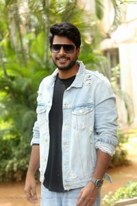 Sundeep Kishan at Tenali Ramakrishna BA BL Teaser Launch