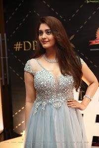 Surbhi at Dadasaheb Phalke Awards South
