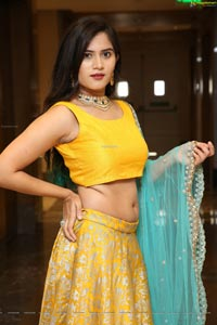 Tara Chowdary at Arkayam Exhibition Curtain Raiser