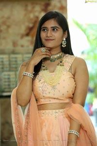 Tara Chowdary at Sri Krishna Jewellers' Trendy Jewellery