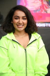 Tejaswi Madivada at Bollybeats Asia Convention