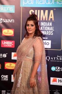 Varalaxmi Sarathkumar at SIIMA 2019
