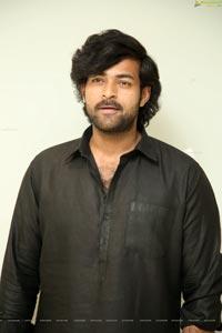 Varun Tej at Valmiki Trailer Launch