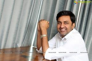 Vishnu Vardhan Induri Press Meet