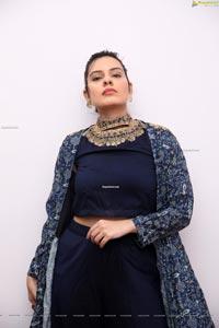 Karnica Karda at Sutraa Fashion Exhibition 2020 Curtain Rais