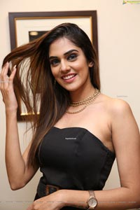 Kritya Sudha at Truefitt & Hill Luxury Salon Launch