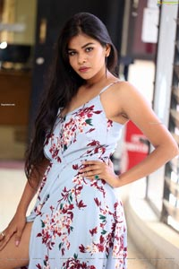 Renu at Chitti Babu Movie Audio Launch