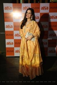 Shivshakti Sachdev at Amaram Akhilam Prema Audio Launch