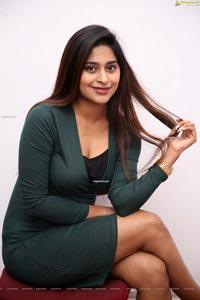 Shravani Varma at Sutraa Exhibition 2020 Curtain Raiser