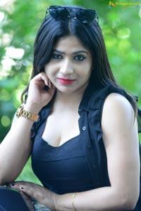 Madhulagna Das at Ravana Lanka Audio Launch