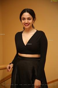 Malavika Nair at Orey Bujjiga Pre-Release Event
