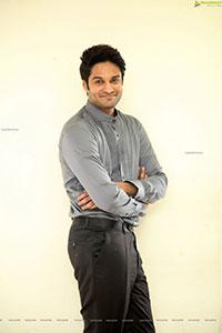 Aberaam Varma at Neetho Movie Trailer Launch