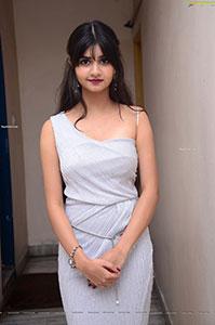 Aishwarya Stills at Kotha Hero Movie First Look Launch