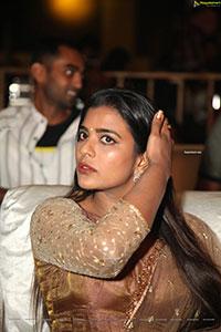 Aishwarya Rajesh at Republic Movie Pre Release Event
