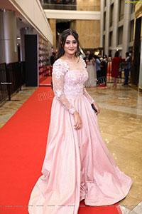 Amrutha Iyengar at SIIMA Awards 2021 Day 2