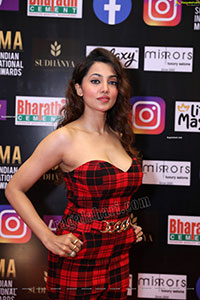 Ananya Sengupta at SIIMA Awards 2021 Day 2