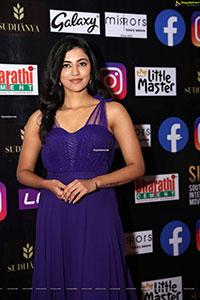 Anju Kurian at SIIMA Awards 2021