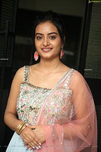 Ankita Sahu at Tanishq Reddy Entertainments Movie Opening