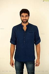 Arjun Somayajula at Dear Megha Movie Thanks Meet
