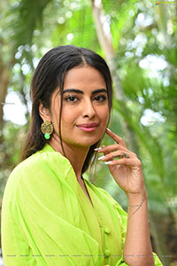 Avika Gor Stills at Net Zee5 Original Film Press Meet