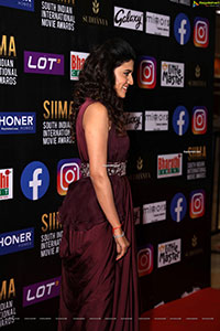 Chitra Shukla at SIIMA Awards 2021