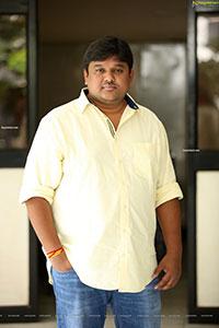 Director Sushanth Reddy Stills at Dear Megha Movie Interview