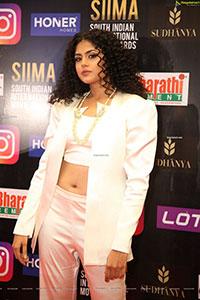 Faria Abdullah At SIIMA Awards 2021