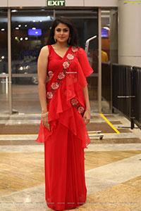 Faria Abdullah At SIIMA Awards 2021 Day 2