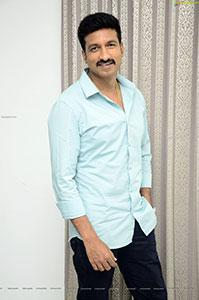 Gopichand at Seetimaar Movie Interview