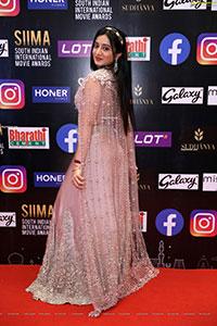 Harshika Poonacha at SIIMA Awards 2021 Day 2