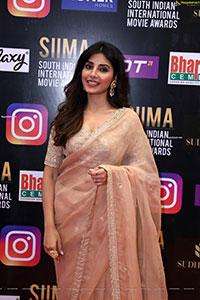 Harshita Gaur at SIIMA Awards 2021 Day 2