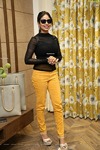 Honey Chowdary Stills at Darpan Furnishings
