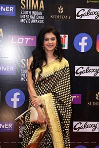 Kamna Jathmalani at SIIMA Awards 2021 Day 2