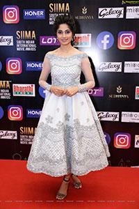 Kushee Ravi at SIIMA Awards 2021 Day 2