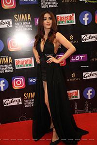 Malvika Sharma At SIIMA Awards 2021
