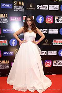 Malvika Sharma At SIIMA Awards 2021 Day 2